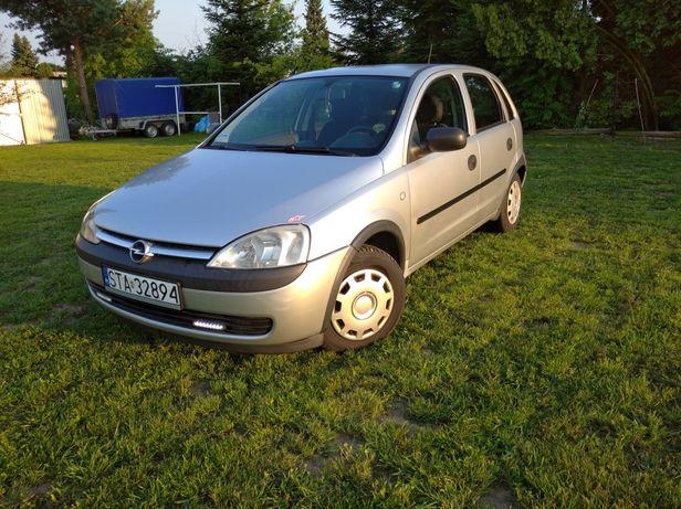 Opel corsa C krajowy
