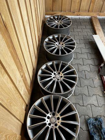 Диски Mercedes AMG R20 W222 Оригинал
