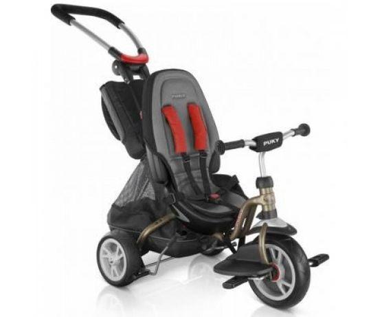 Детский трёхколёсный велосипед Puky Ceety