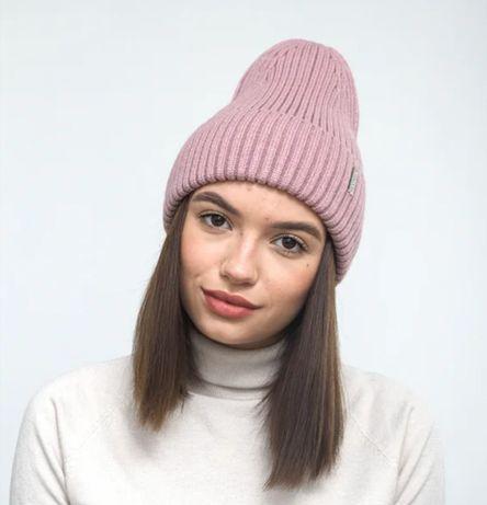 Женская шапка. Шапка молодёжная. Молодіжна шапка.