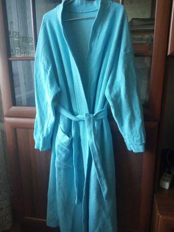 Банный женский халат