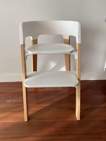 Cadeira Refeição Stoke Steps