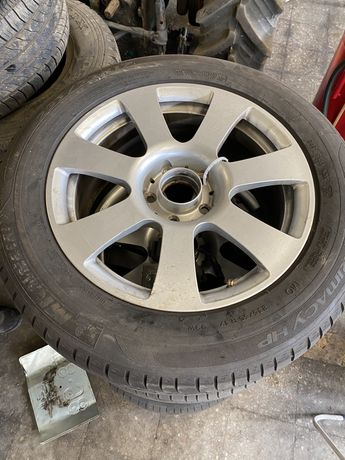 Jantes mercedes S com pneus