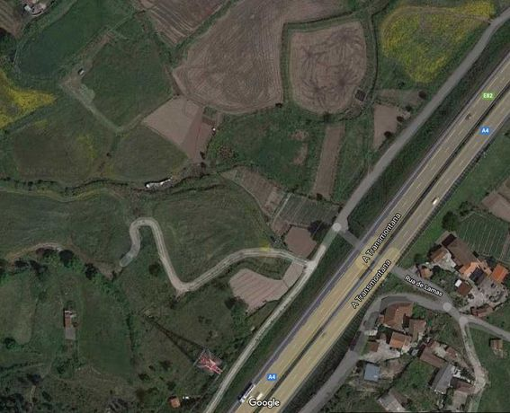 Vários terrenos agrícola Mouriz/Paredes