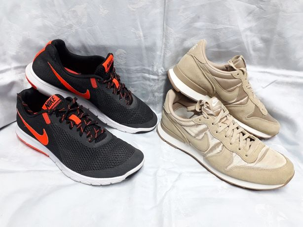 Кроссовки оригинал , Nike running 44,41 размер.