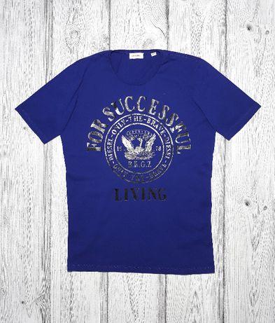 Футболка Diesel синя All Saints розмір L-XL