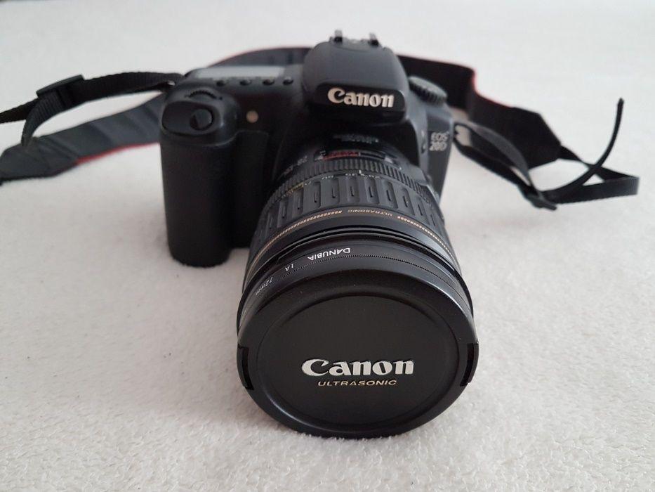 Canon Digital 35mm SLR EOSD 20D (Como Novo) Vila Nova de Cacela - imagem 1