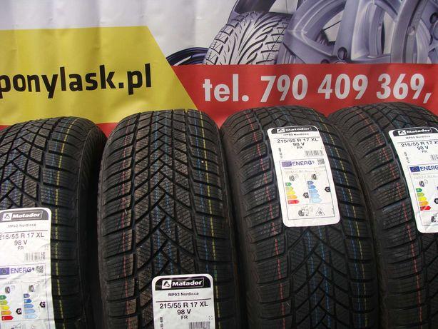 NOWE 215/55 R17 Matador Nordicca