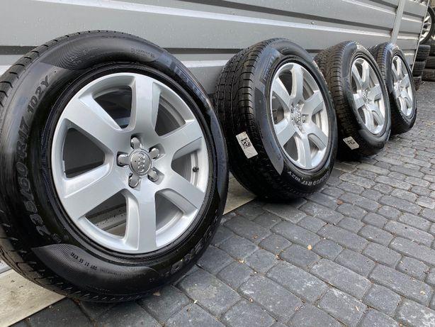 FABRYCZNIE NOWE Oryginalne Felgi Koła Audi 17 A4 A5 A6 A7 A8 Q3 Q5 TT