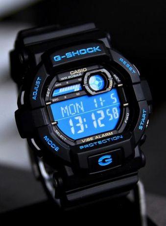 Casio GD-350 Custom Blue