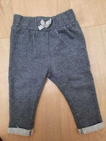 Spodnie spodenki dziewczęce Reserved, r.74.