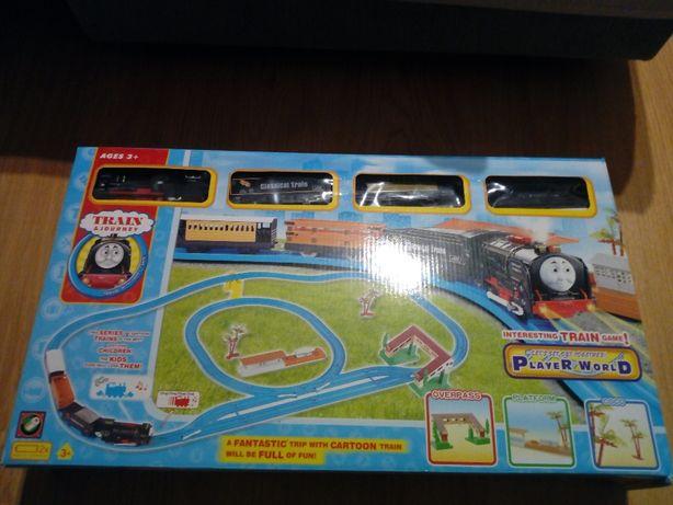 Pociąg elektryczny dla chłopca