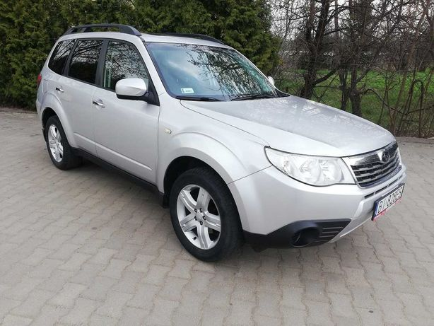 Subaru Forester 2010r 2.5 Benzyna !! AWD !! Automat !!