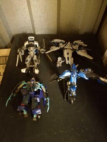 Transformers Deluxe Hasbro e McDonald's