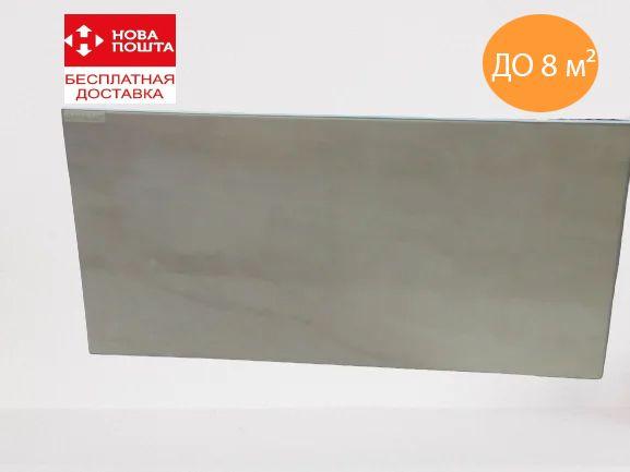Обогреватель, керамическая панель 300 Вт до 13 м²+терморегулятор