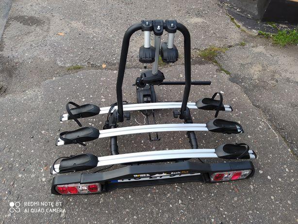 Bagażnik rowerowy platforma na hak - wynajem