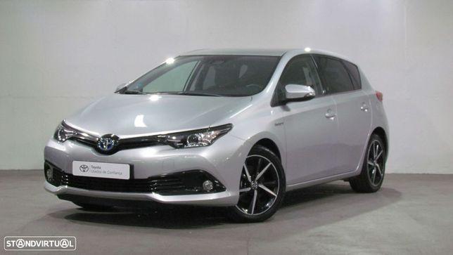 Toyota Auris 1.8 Hybrid Comfort + Techno + Pack Sport
