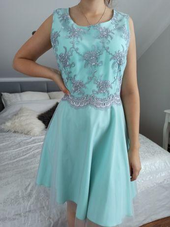 Piękna sukienka XL
