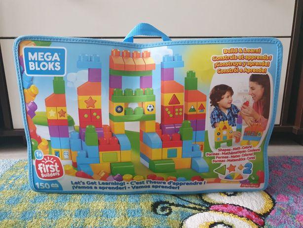 Mega Bloks Fisher Price 150szt jak nowe