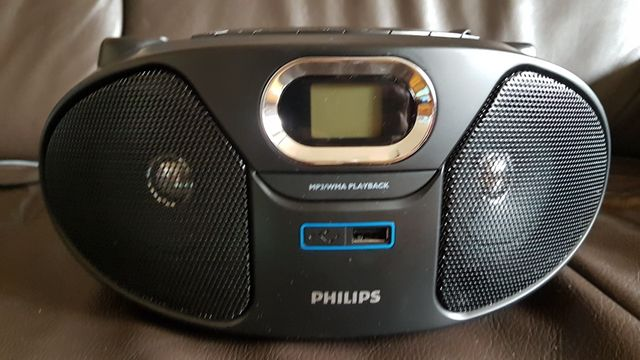 CD Radioodtwarzacz Philips AZ385
