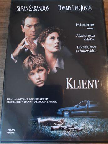 Film DVD Klient w oryginalnej wersji językowej