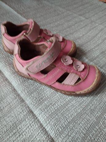 Туфли кожаные сандали Flamingo стелька 16.5см