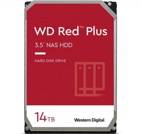 В НАЛИЧИИ! Жорсткий диск Western Digital Red Plus 14TB WD140EFGX