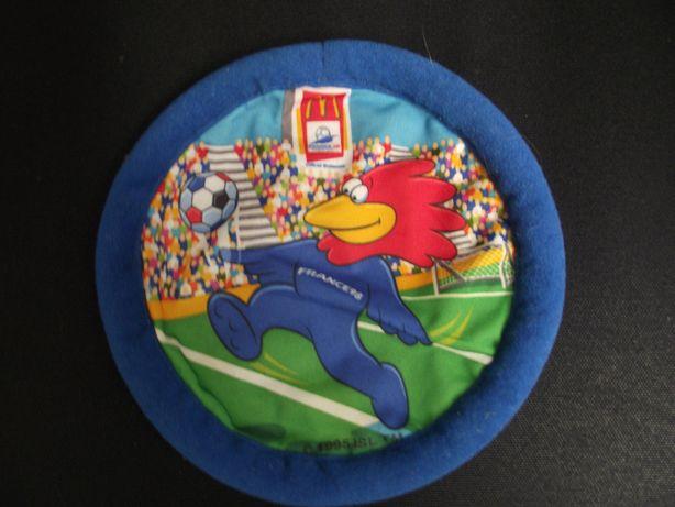 França Campeonato Mundo Futebol 1998 Brinde McDonalds