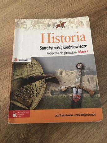 Historia starożytność, średniowiecze. Klasa I