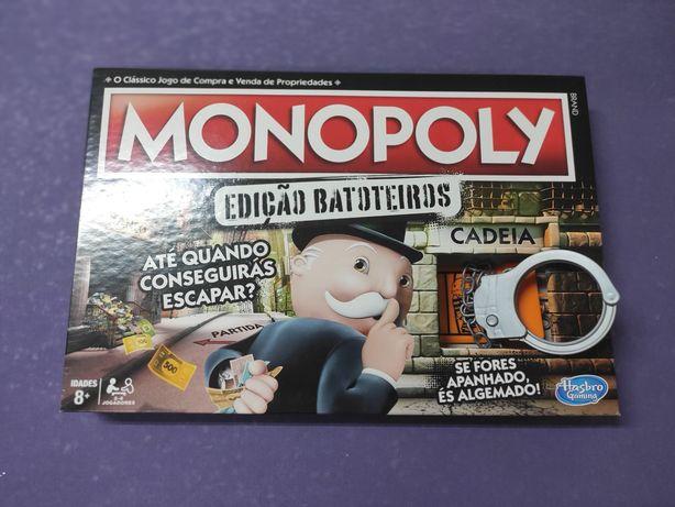 Monopoly versão Batoteiros BARATO