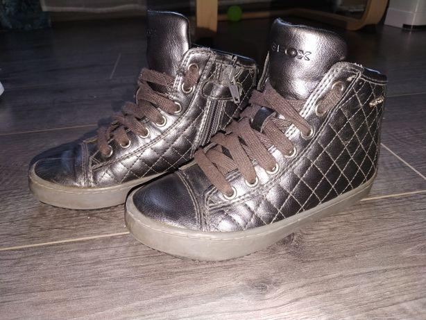 Ботинки на девочку Geox 28 размер