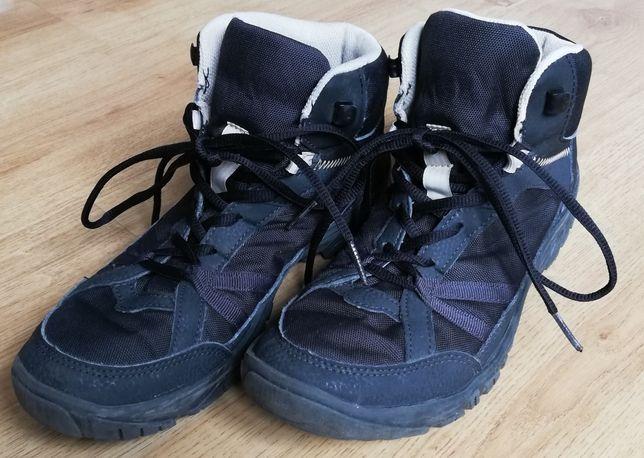 Buty trekkingowe dla chłopca do kostki