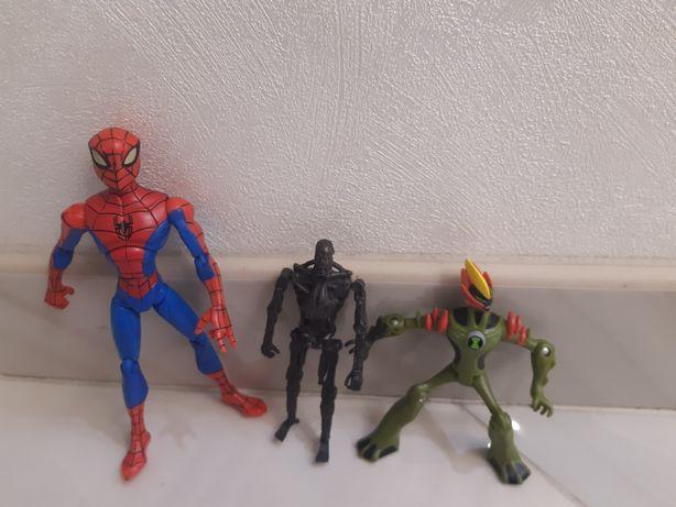 Фігурки Marvel , Ben 10