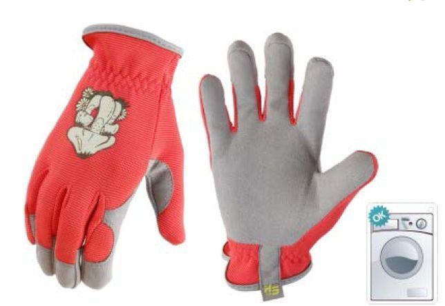 NOWE Rękawice rękawiczki dziecięce ogrodowe ogrodnicze robocze