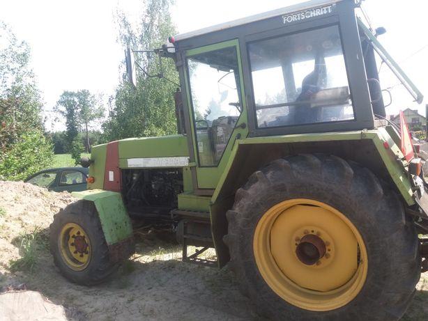 Ciągnik rolniczy ( traktor )  Fortschritt ZT 323-A 4x4 tuz