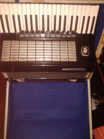 аккордеон вельтмайстер стелла