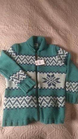 WOOLRICH sweter 100% wełny