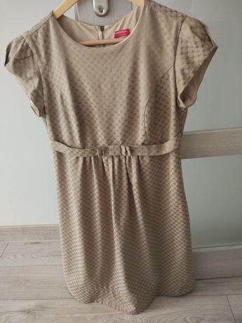 Elegancka sukienka ciążowa happymum
