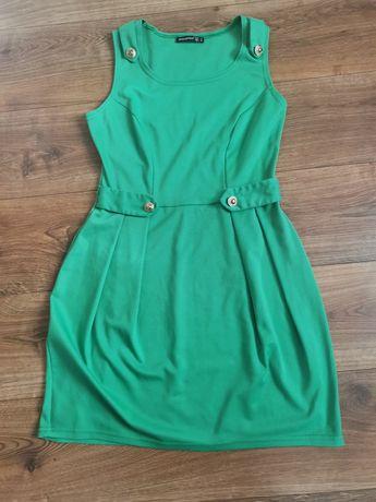 Sukienka zielona