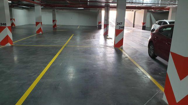 Подземный паркинг 46-49 Жемчужина