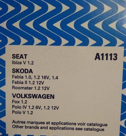 Фильтр воздушный Purflux на Skoda, VW Polo