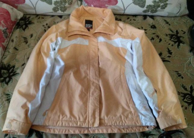 Термокуртка горнолыжная куртка теплая лёгкая унисекс