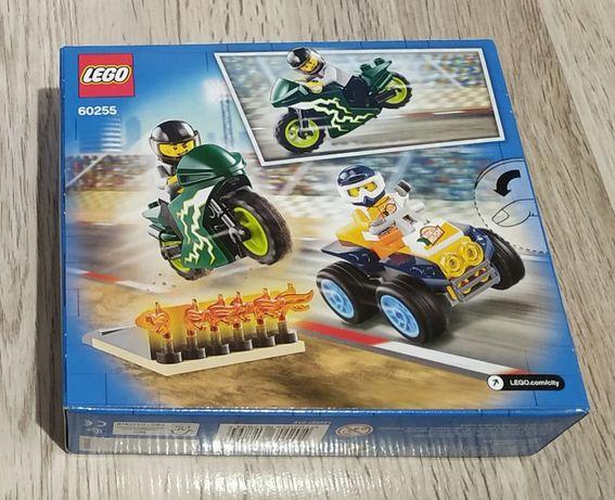 Nowe klocki LEGO City ekipa kaskaderów 62 elementy darmowa wysyłka