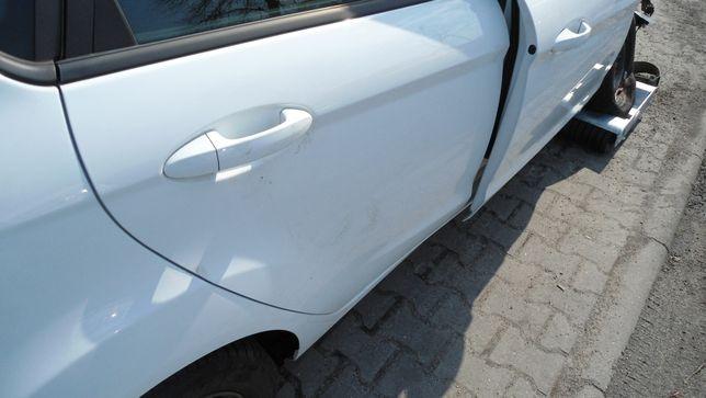 Drzwi Prawy Tył Ford Fiest MK7 Lift 2013r Lakier HC