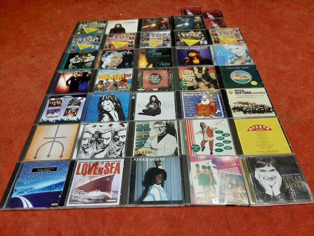 Conjunto de 37 CD de música