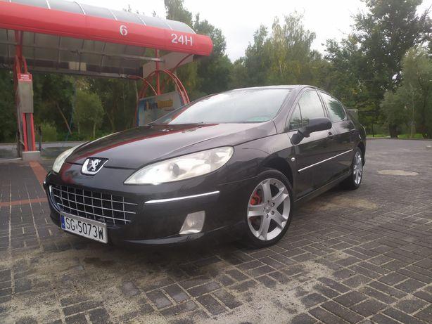 Peugeot 407// 2.0HDI//2005rok))