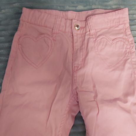 Spodnie wiosenne H&M rozmiar 122