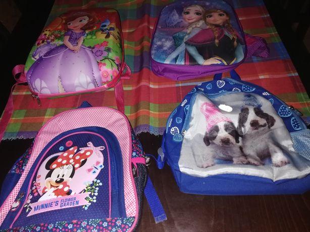 Plecaczki dla dzieci