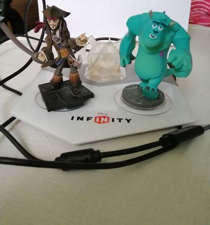 Portal 01. 02.03. Disney INFINITY PS3 PS4 WII U