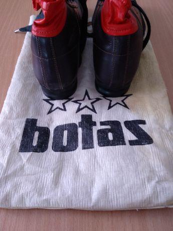 Ботинки лыжные новые винтажные)))36 р